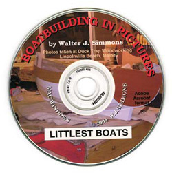 Littlest Boats CD